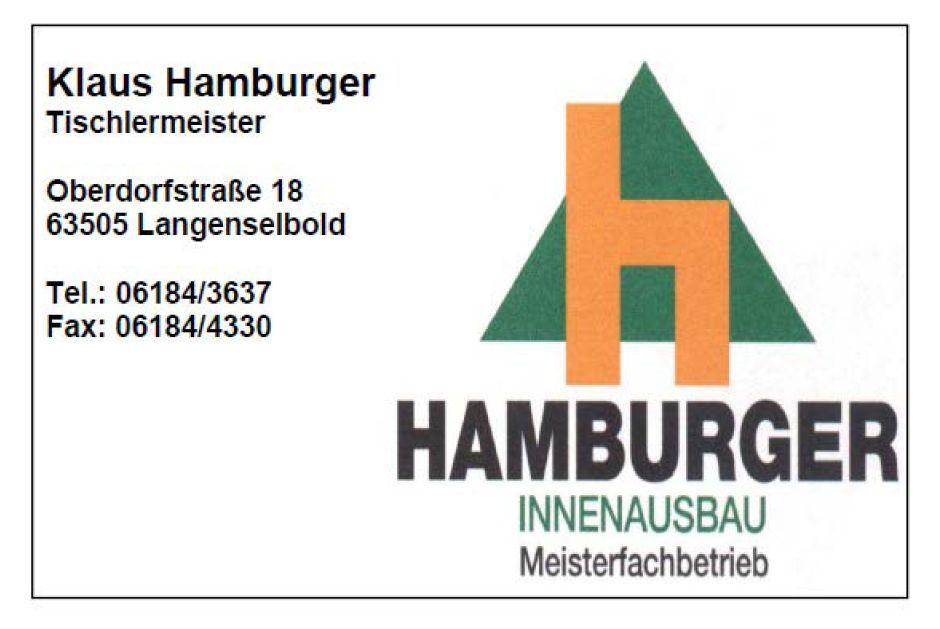 Logo Klaus Hamburger Innenausbau