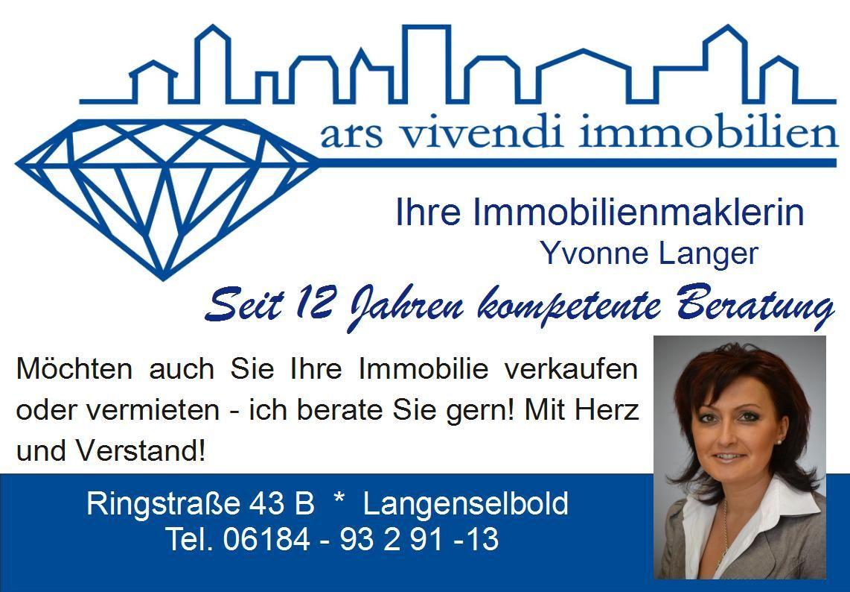 Logo ars vivendi immobilien Yvonne Langer