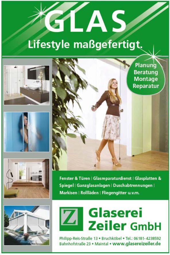 Logo Glaserei Zeiler GmbH
