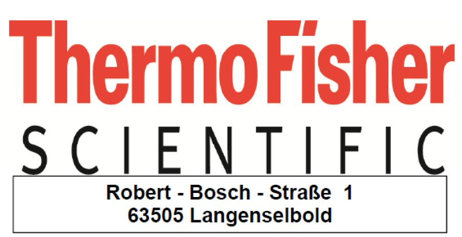 Logo Thermo Electron LED GmbH
