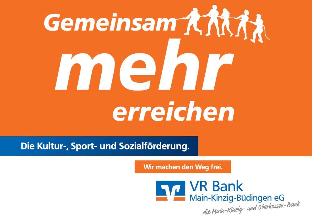 Logo VR Bank Main-Kinzig-Büdingen eG